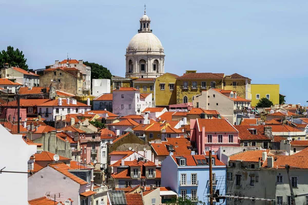 Lissabon in Portugal gilt als Heimat des Fado