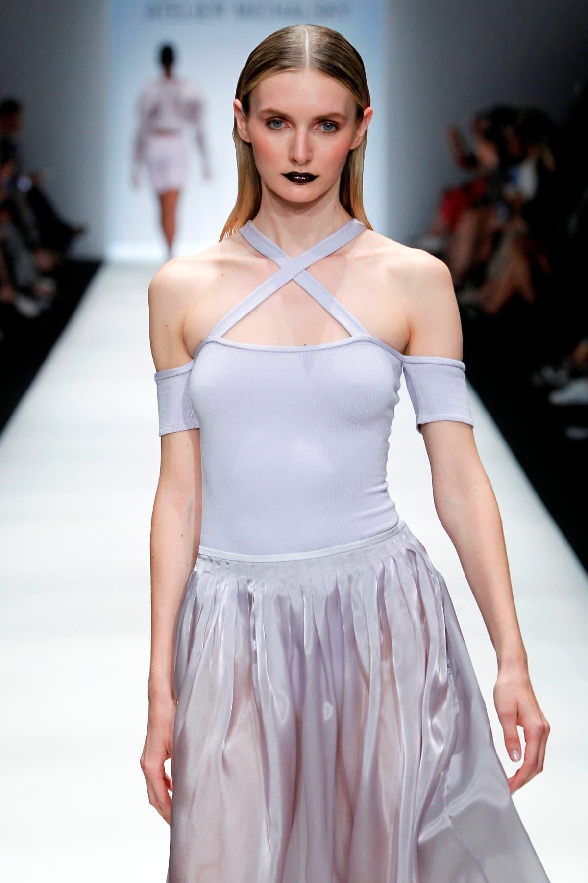 Michael MichalskyMode Frühjahr-Sommer 2020 zur Fashion Week Berlin Juli 2019 - 01