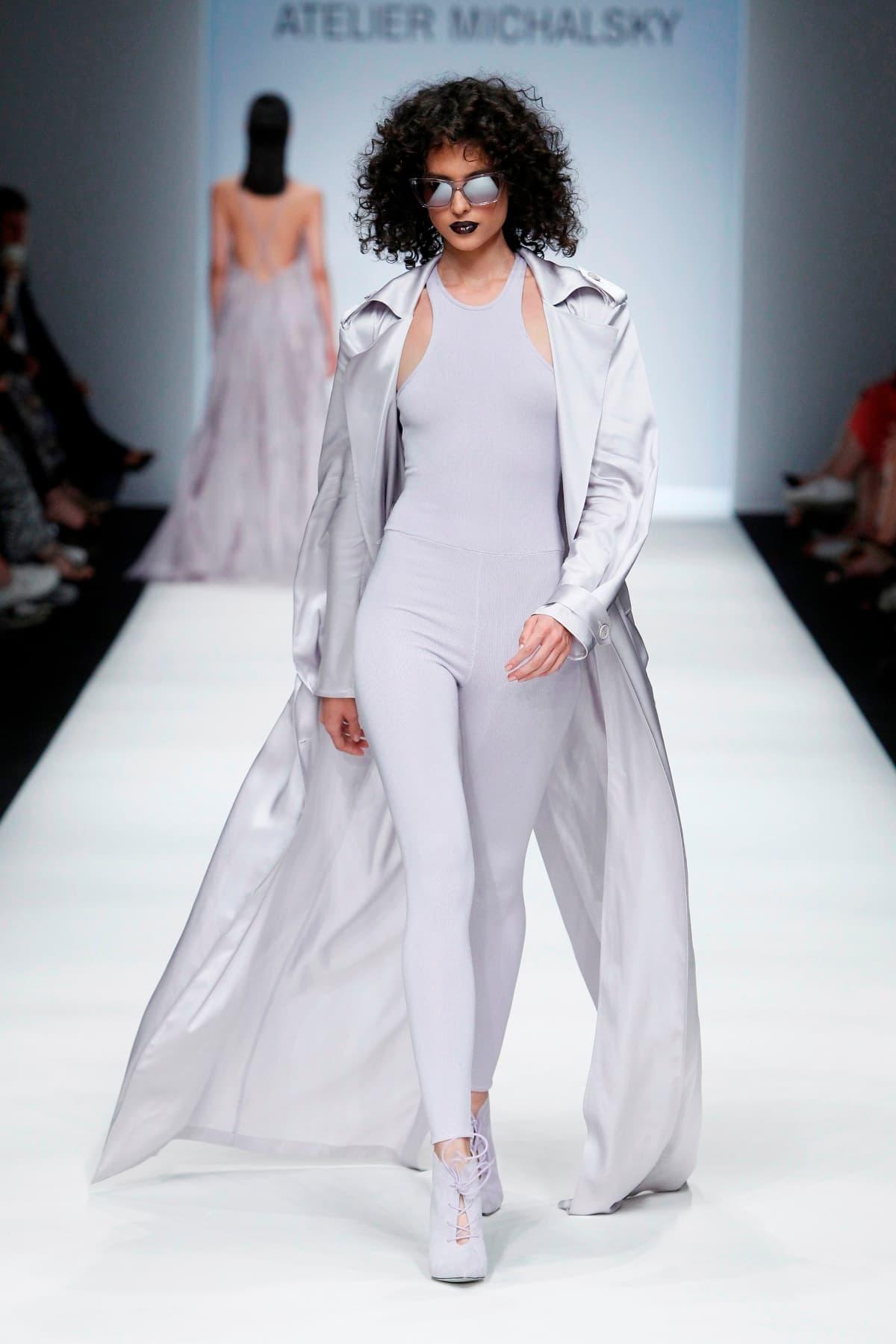 Michael MichalskyMode Frühjahr-Sommer 2020 zur Fashion Week Berlin Juli 2019 - 03