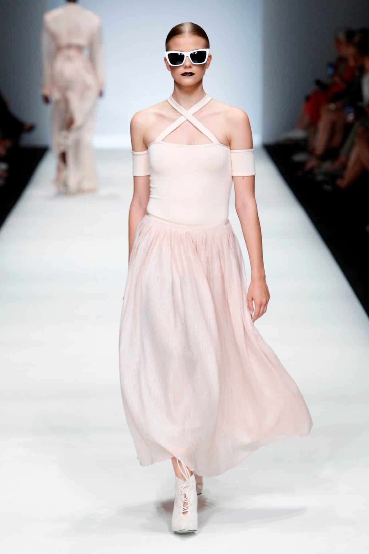 Michael MichalskyMode Frühjahr-Sommer 2020 zur Fashion Week Berlin Juli 2019 - 10