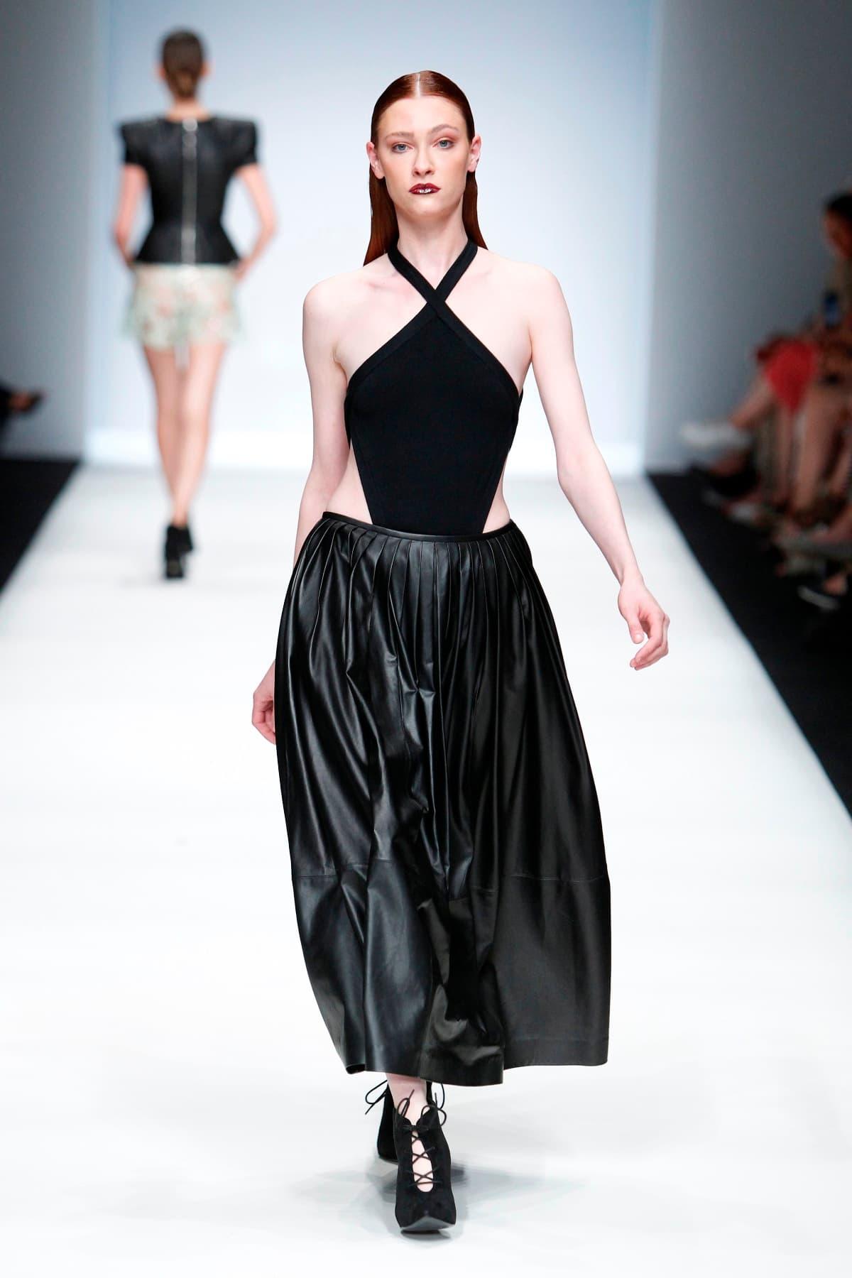 Michael MichalskyMode Frühjahr-Sommer 2020 zur Fashion Week Berlin Juli 2019 - 15
