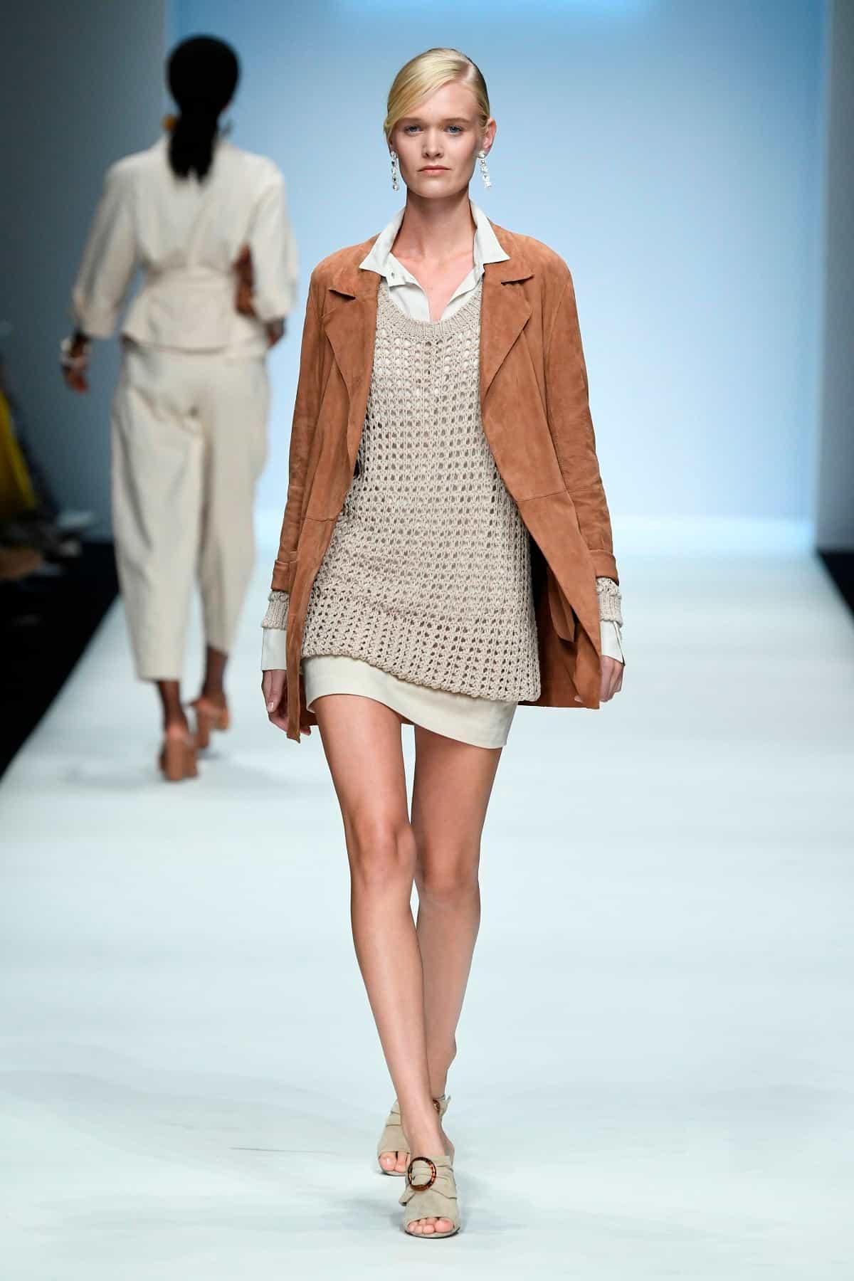 Riani Frühjahr-Sommer-Mode 2020 auf der Mercedes-Benz Fashion Week Berlin im Juli 2019 - 2