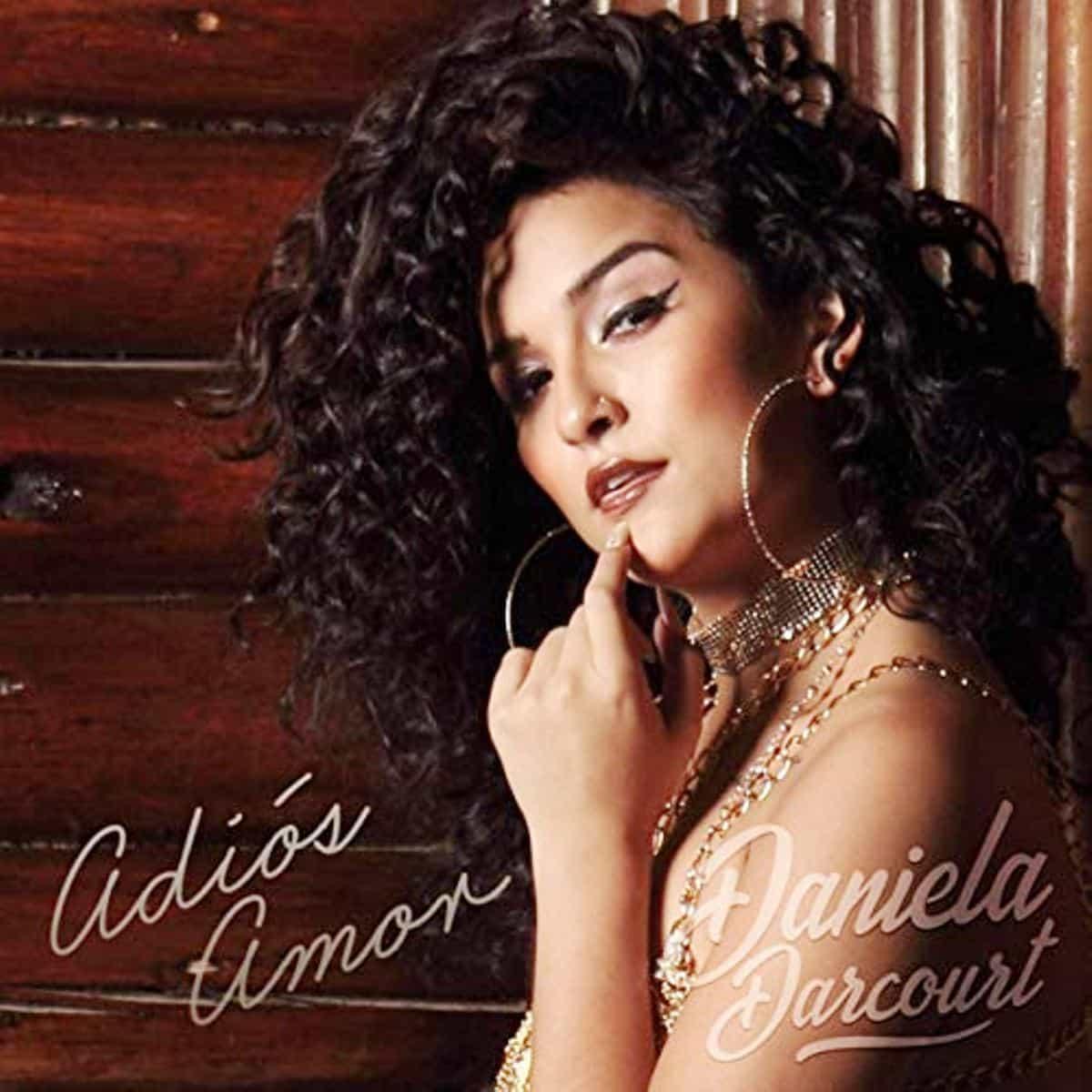 Salsa-Musik von Daniela Carcourt Album Adios Amor