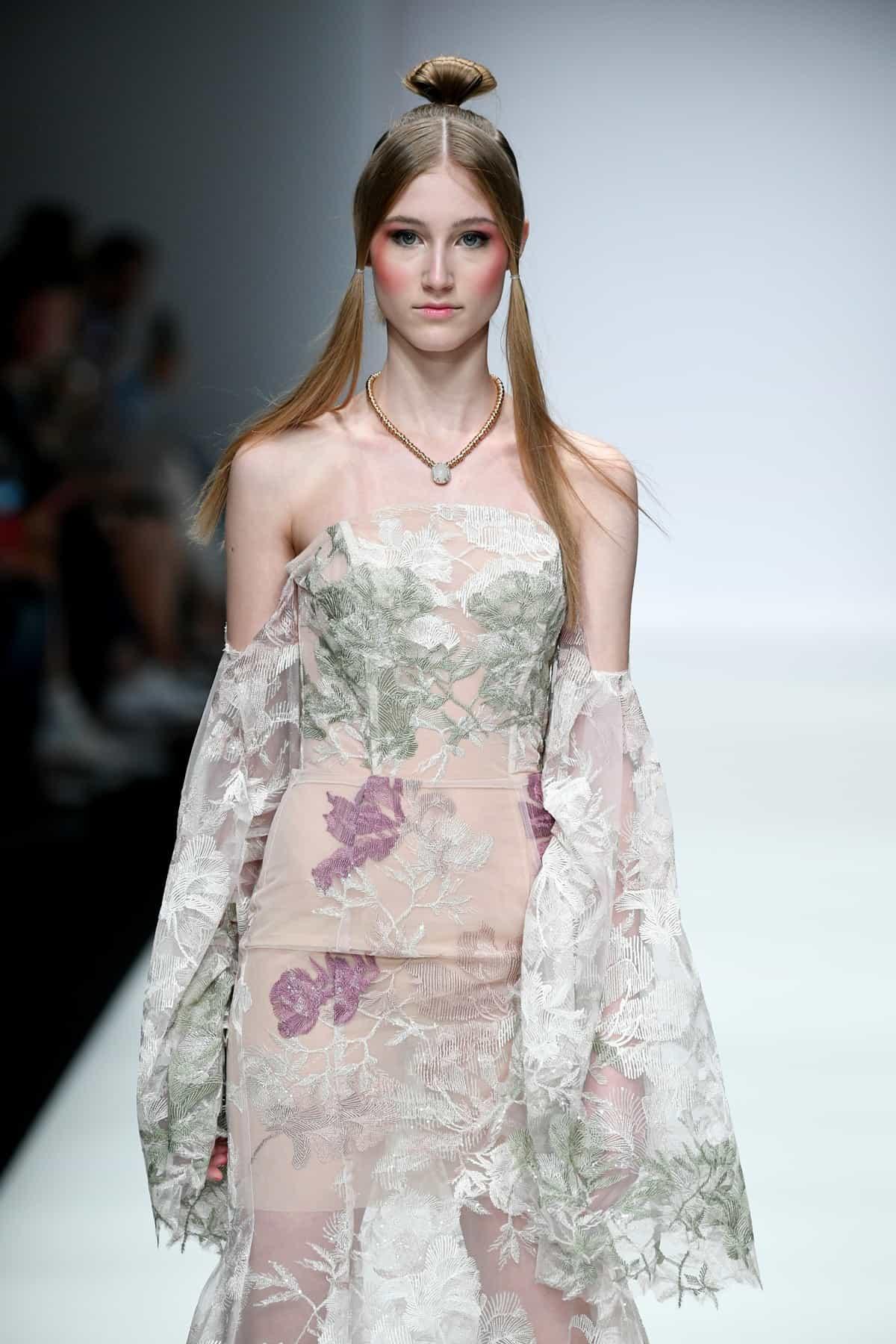 Sommerkleider 2020 von Lana Mueller zur MBFW auf der Fashion Week Berlin Juli 2019 - 3