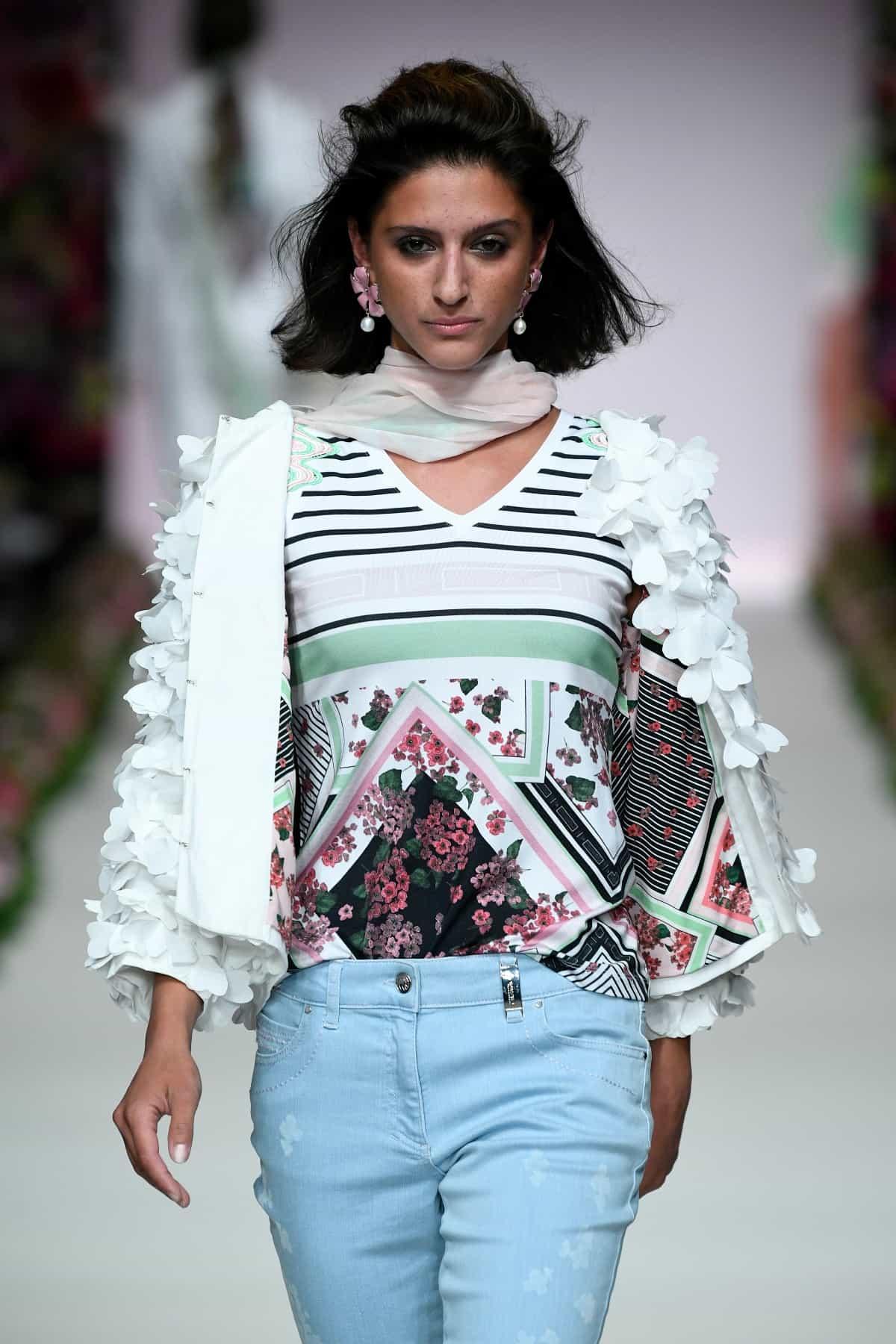 Sommermode 2020 von Sportalm zur Mercedes-Benz Fashion Week Berlin Juli 2019 - 1