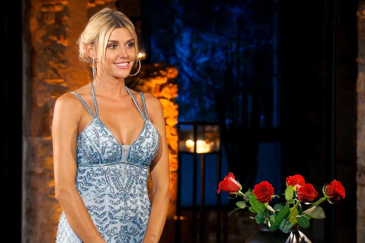 Bachelorette am 14.8.2019 - Wer ist ausgeschieden - Gerda in der Nacht der Rosen