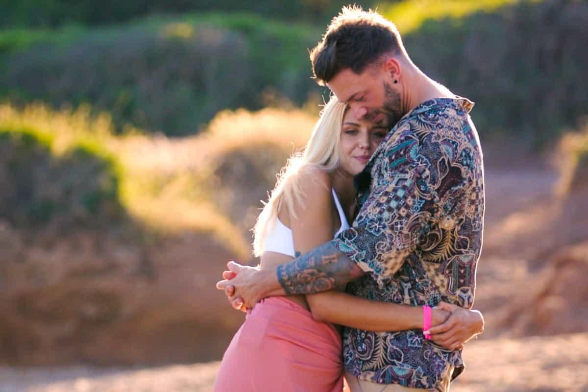 Bachelorette am 7.8.2019 Ein Kuss, Tränen, wer ist ausgeschieden - hier Gerda und Keno