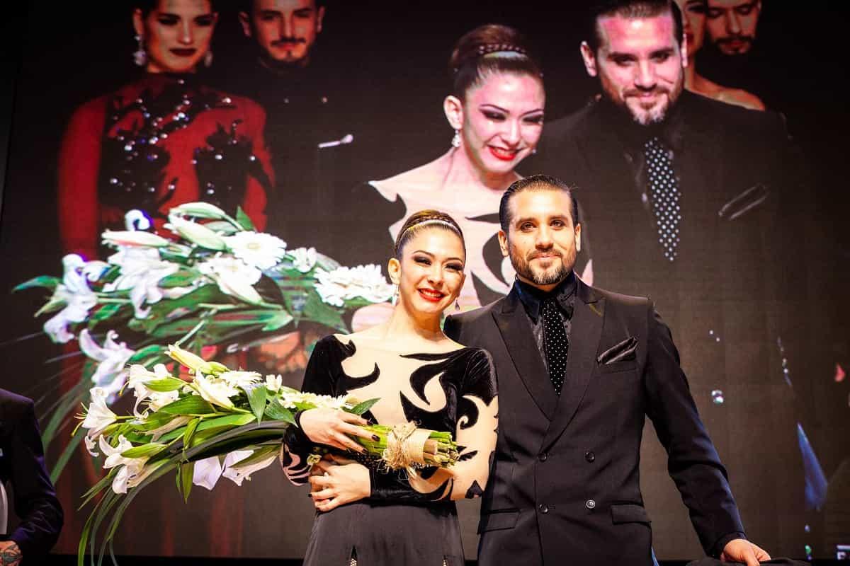 Fernando Andres Rodriguez - Estefania Belen Gomez - Tango-Weltmeister 2019 Tango Escenario