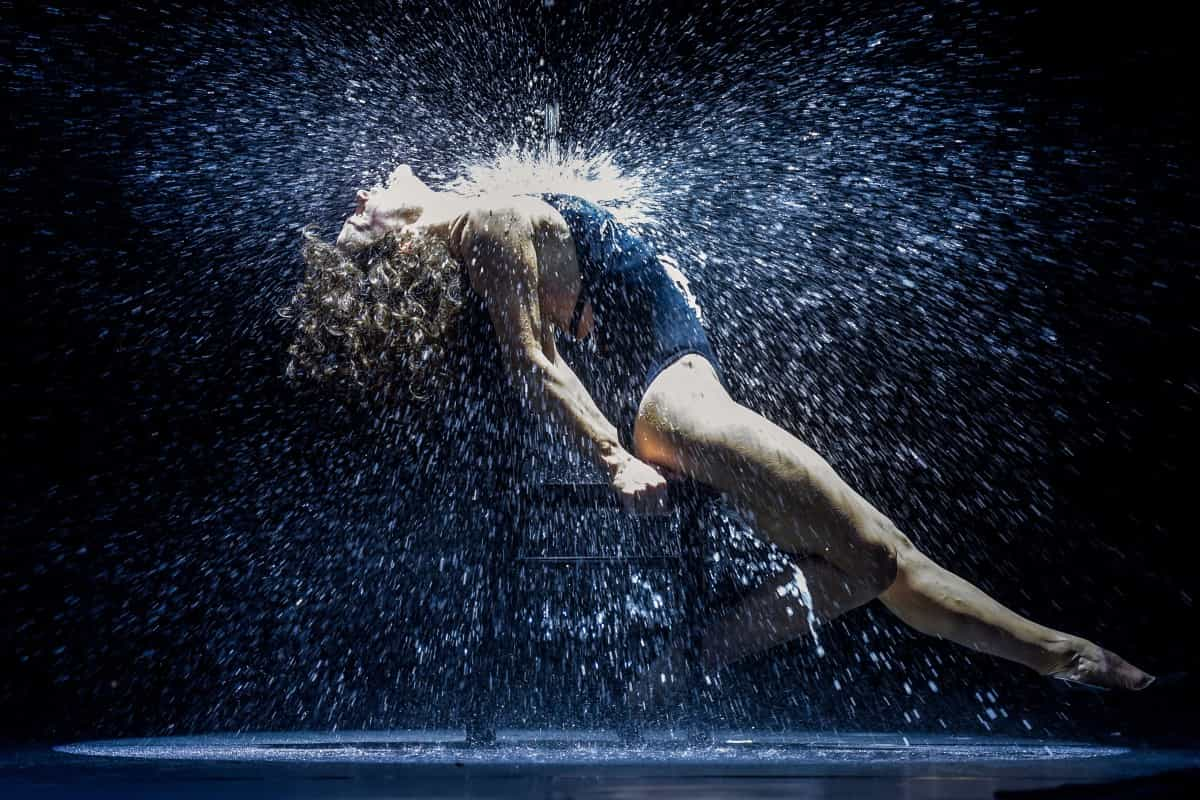 Flashdance - Berühmtes Motiv