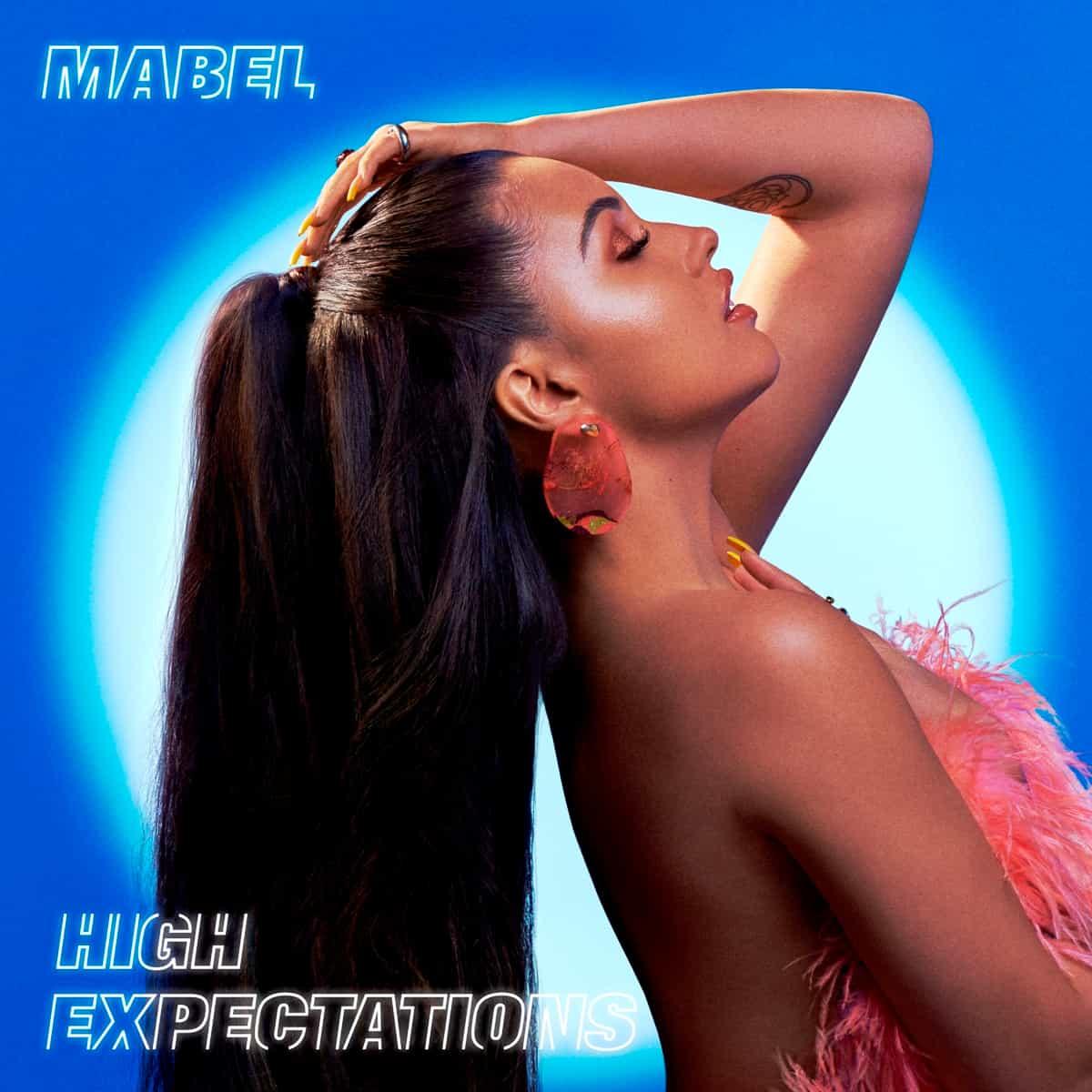 Mabel Debüt-Album High Expectations, Konzerte in Deutschland