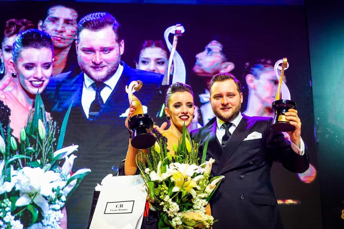 Maksim Gerasimov - Agustina Piaggio - Tango-Weltmeister 2019 Kategorie Tango de Pista