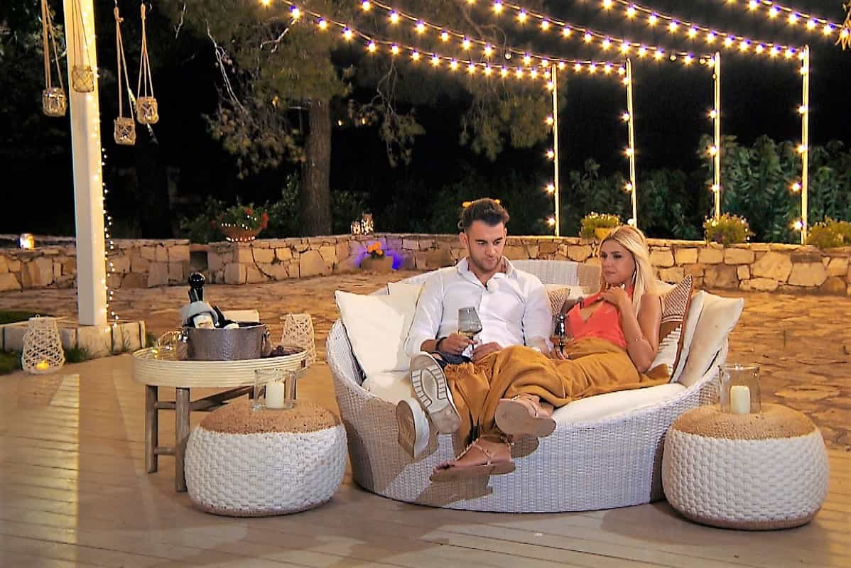 Serkan und Gerda bei der Bachelorette am 21.8.2019