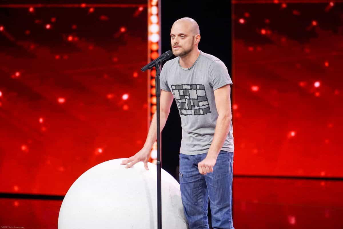 Alessandro Maida beim Supertalent am 14.9.2019