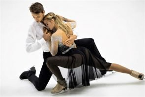 Eiskunstlauf Junior Grand Prix Zagreb 26.-28.9.2019 Zeitplan und Ergebnisse - hier Carolina Portesi Peroni - Michael Chrastecky