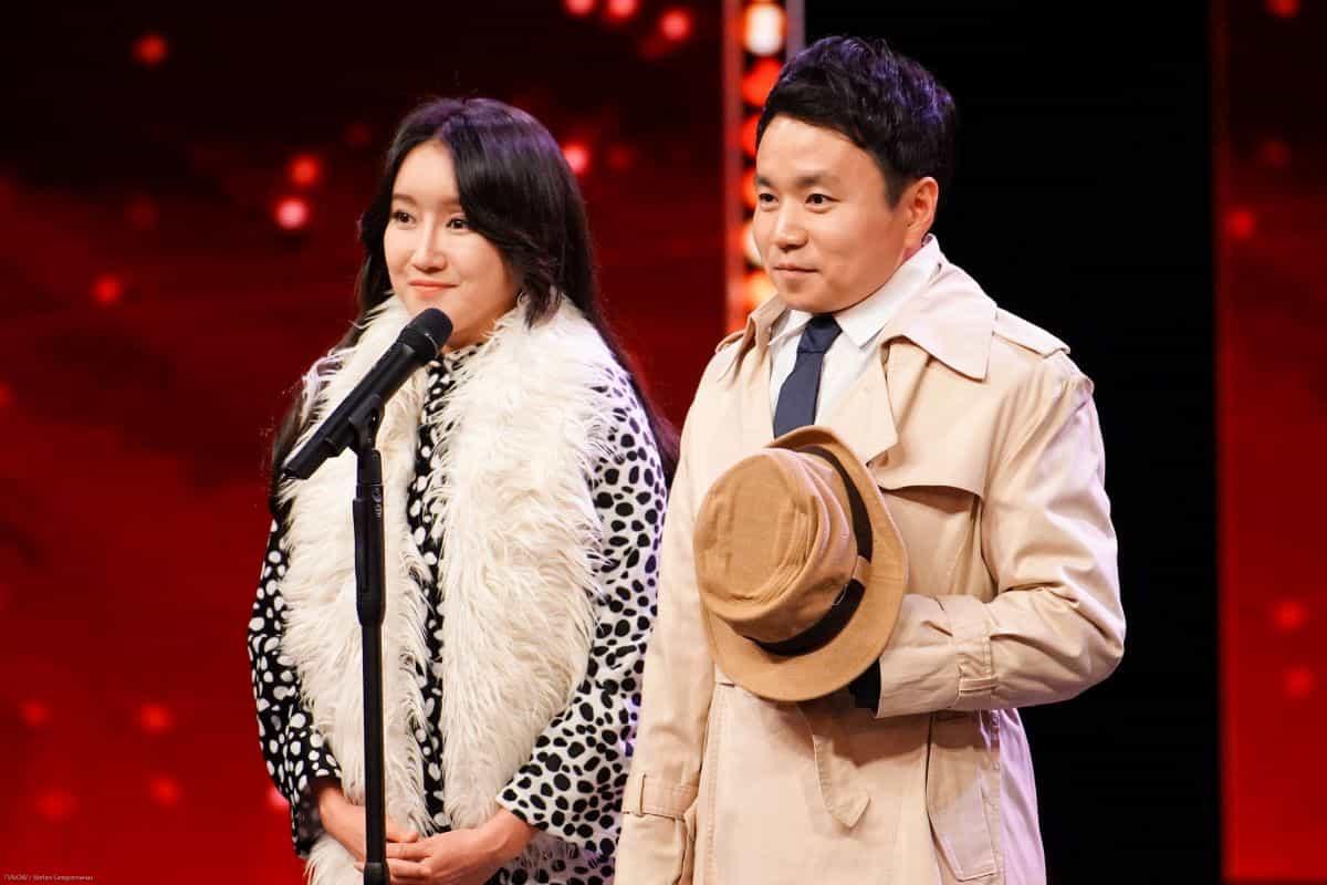 Jeki Yoo und Ellie Park beim Supertalent am 28.9.2019