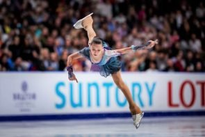 Kamila Valieva beim ISU Junior Grand Prix 2019 in Russland