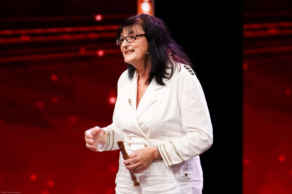 Maria Endres beim Supertalent am 28.9.2019