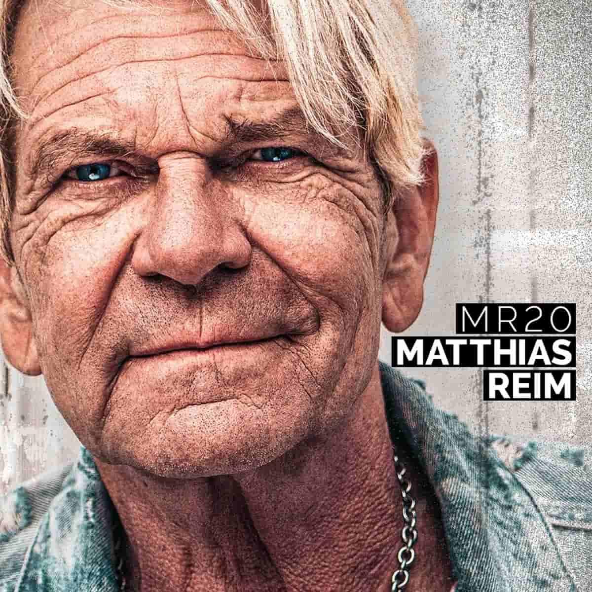 Matthias Reim - neue CD MR20 2019