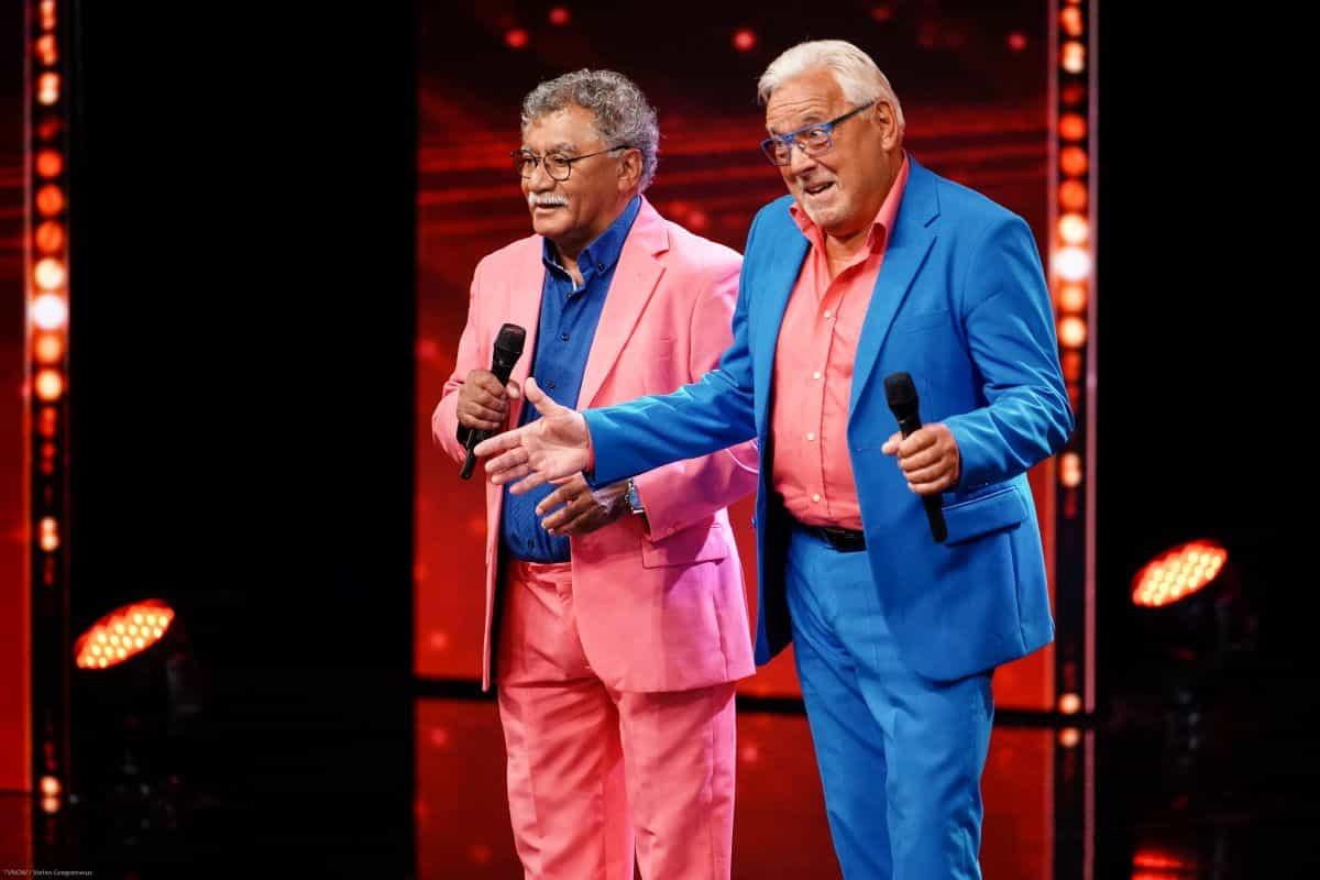 Mick Woernbanaran und Henk Klompenmaker beim Supertalent am 28.9.2019