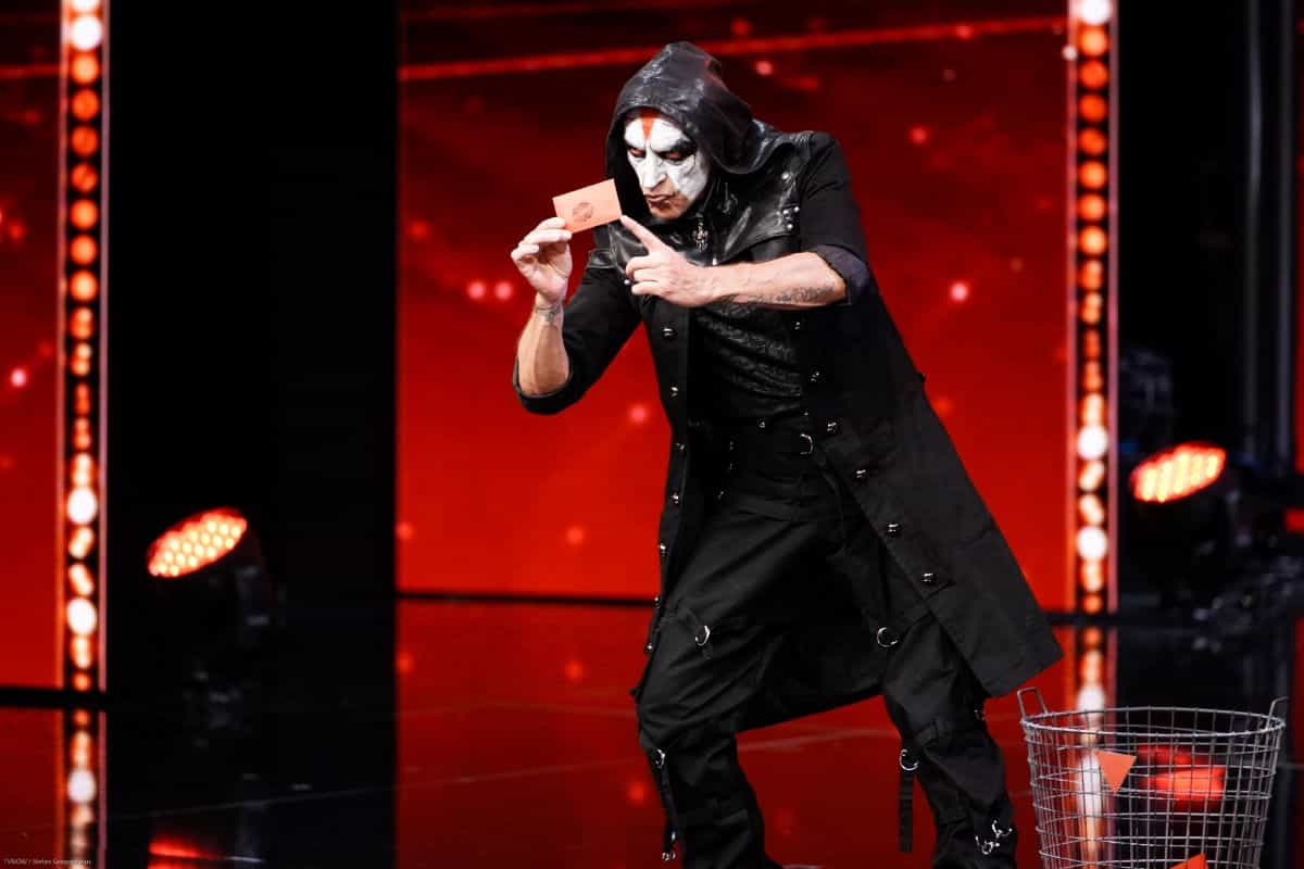 Miki Dark beim Supertalent am 14.9.2019