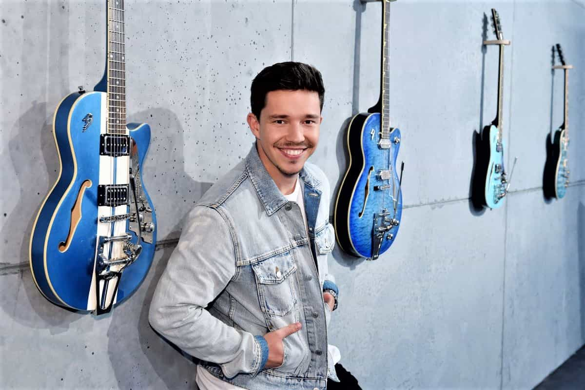Nico Santos - Coach der Comeback-Stage bei The Voice of Germany 2019