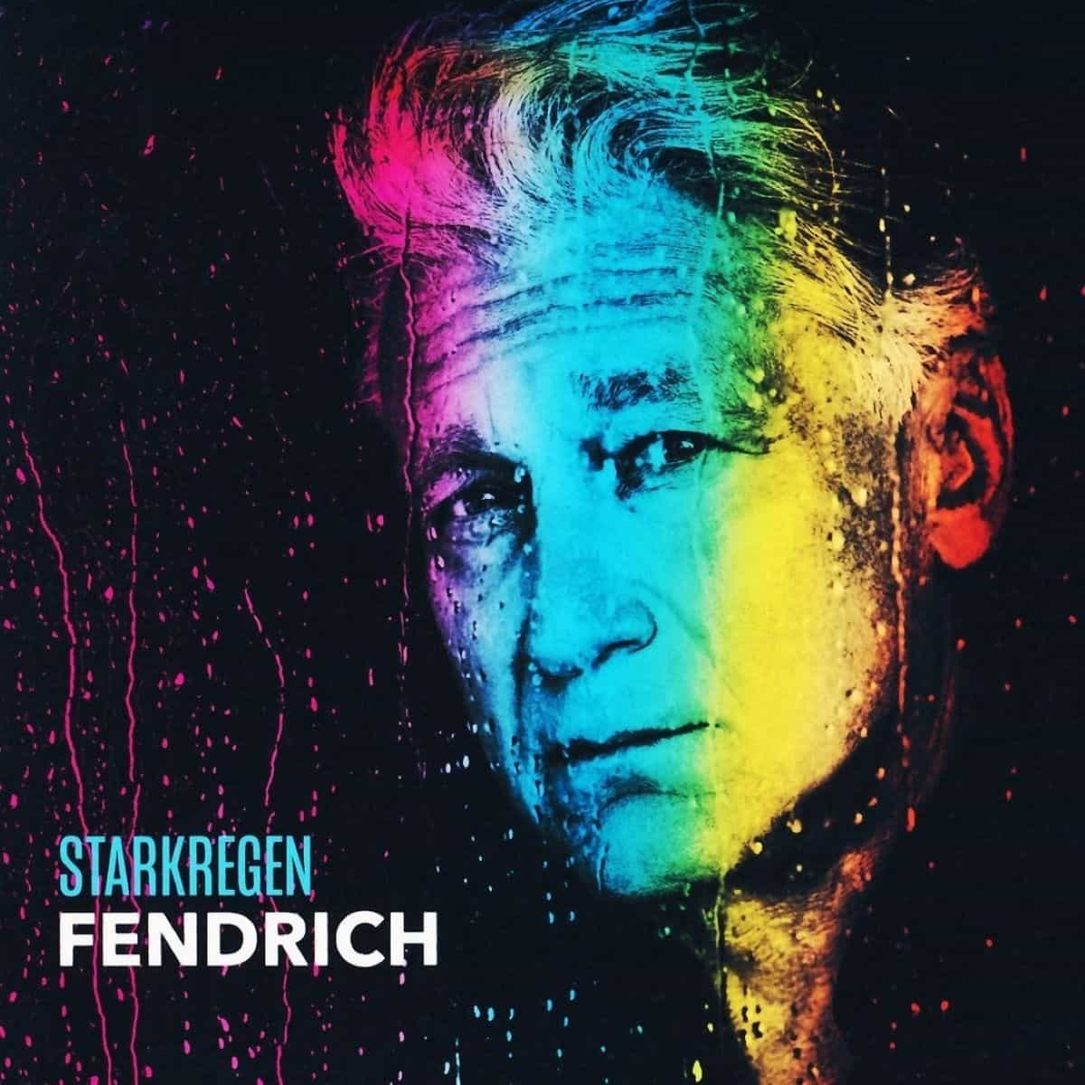 Rainhard Fendrich - Neues Album Starkregen