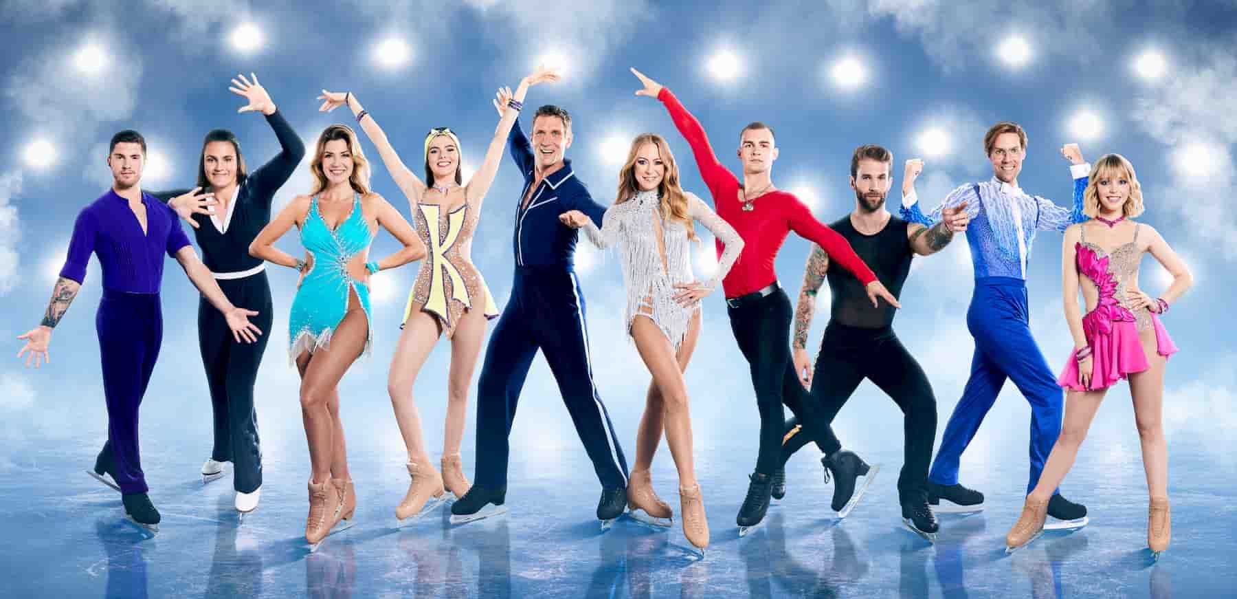 Alle Promi-Kandidaten Dancing On Ice 2019 2te Staffel