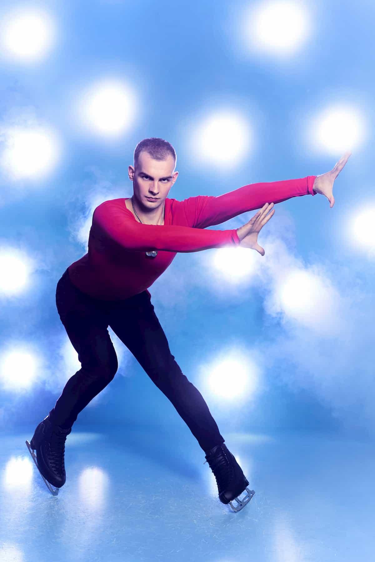 Erich Stehfest Promi-Kandidat Dancing on Ice 2019 Herbst-Winter 2te Staffel