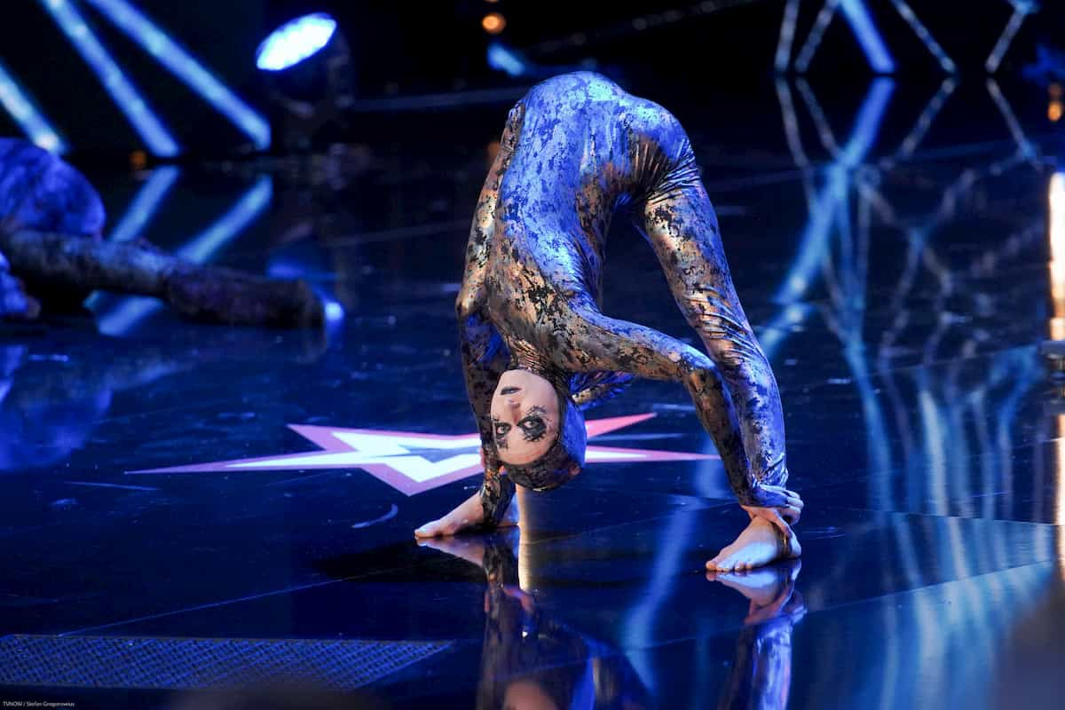 Estrella Urban beim Supertalent am 19.10.2019