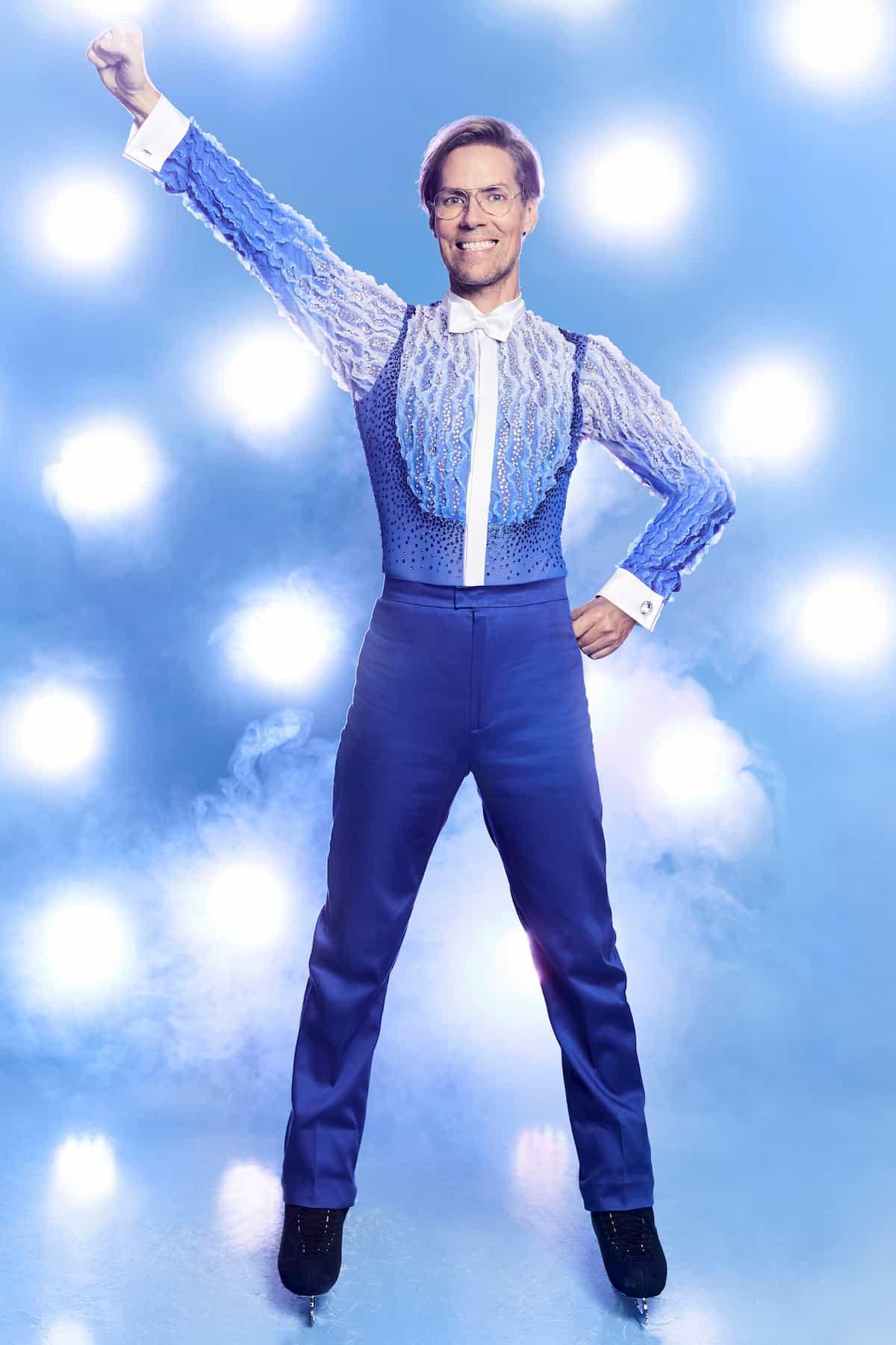 Jens Hilbert Promi-Kandidat Dancing on Ice 2019 Herbst-Winter 2te Staffel