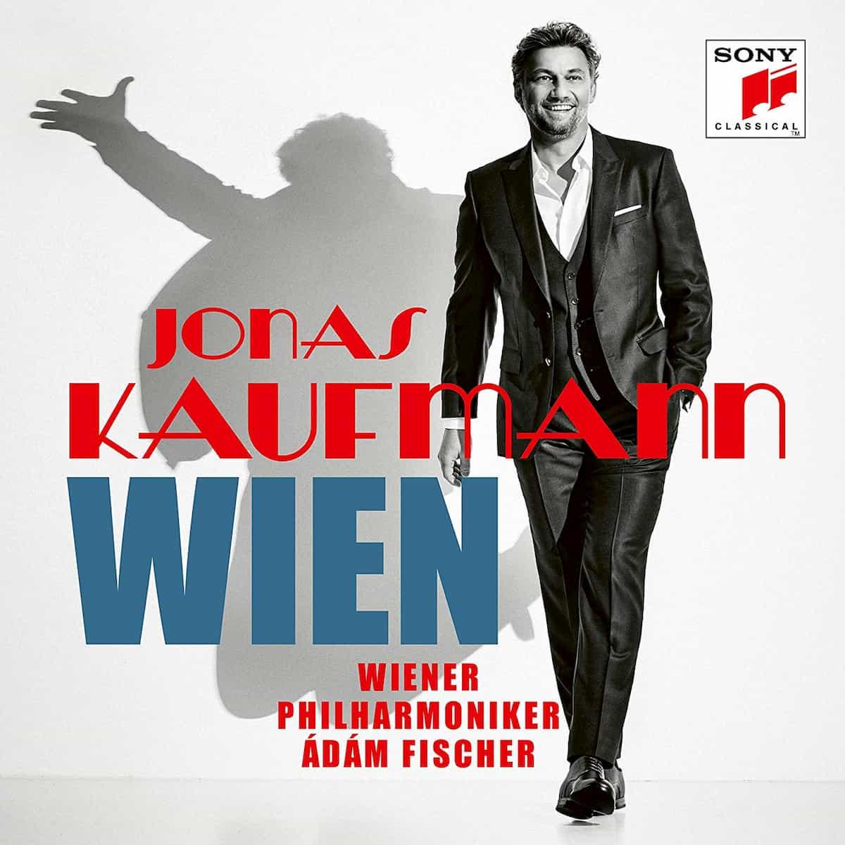 Jonas Kaufmann - neues Album Wien