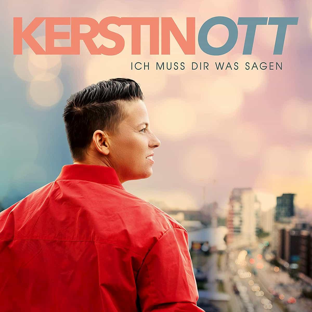 Kerstin Ott - CD Ich muss Dir was sagen