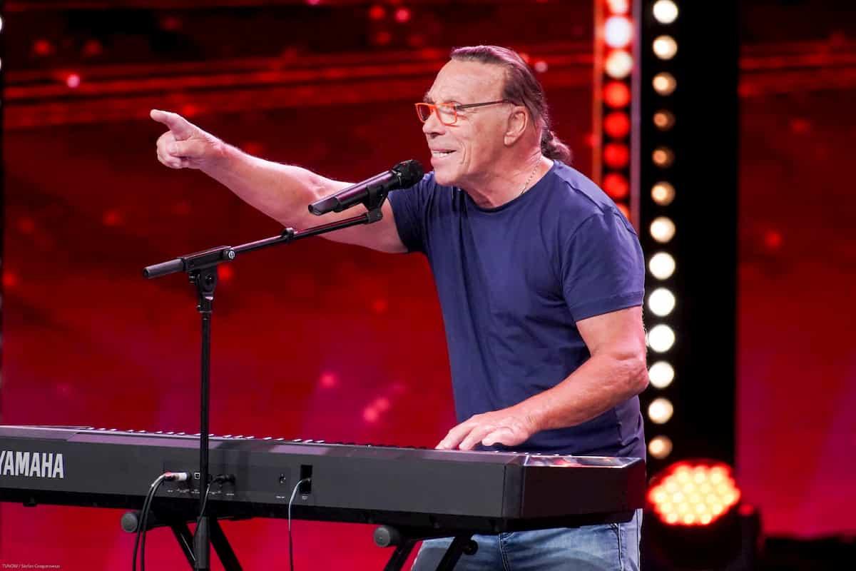 Kurt Oberländer beim Supertalent am 19.10.2019