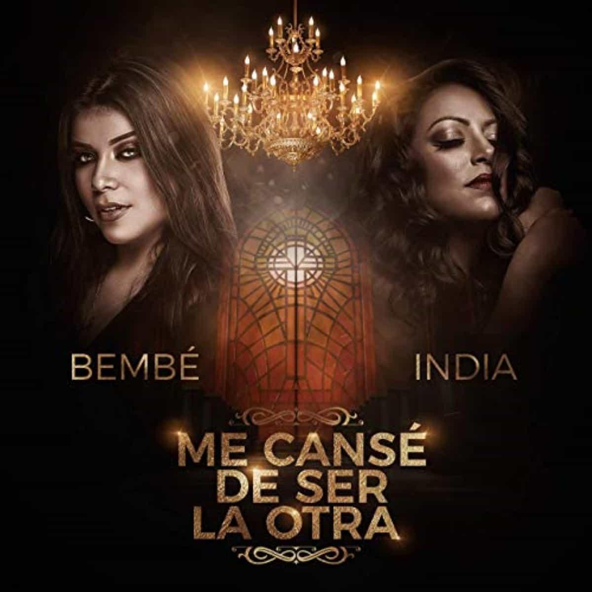 La India & Bembe Orquesta (Maria Grazia Polanco) Neuer Salsa-Hit Me Canse De Ser La Otra