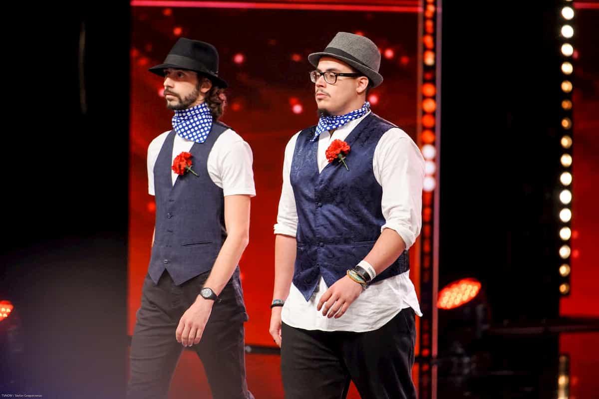 Yo soy Loco - Daniel Dan Danya und Manuel Mojoyoyo González beim Supertalent am 19.10.2019