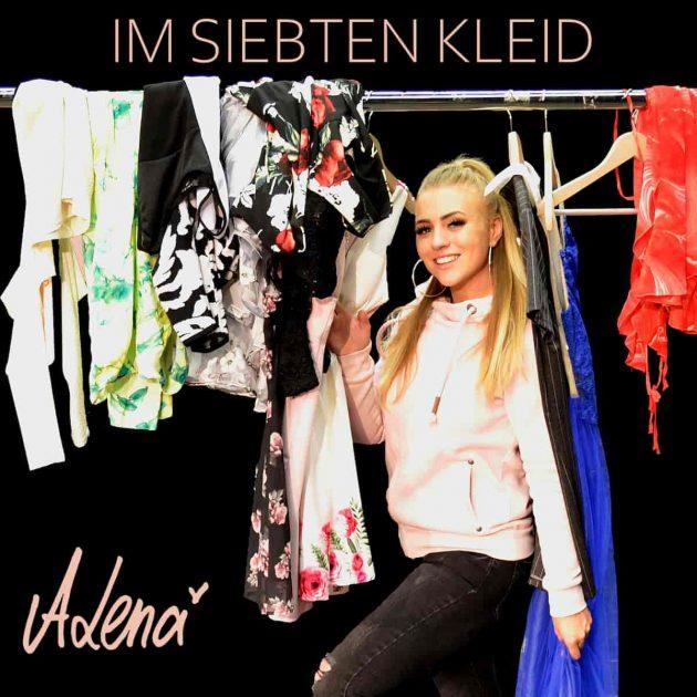 Alena mit neuem Schlager Im siebten Kleid