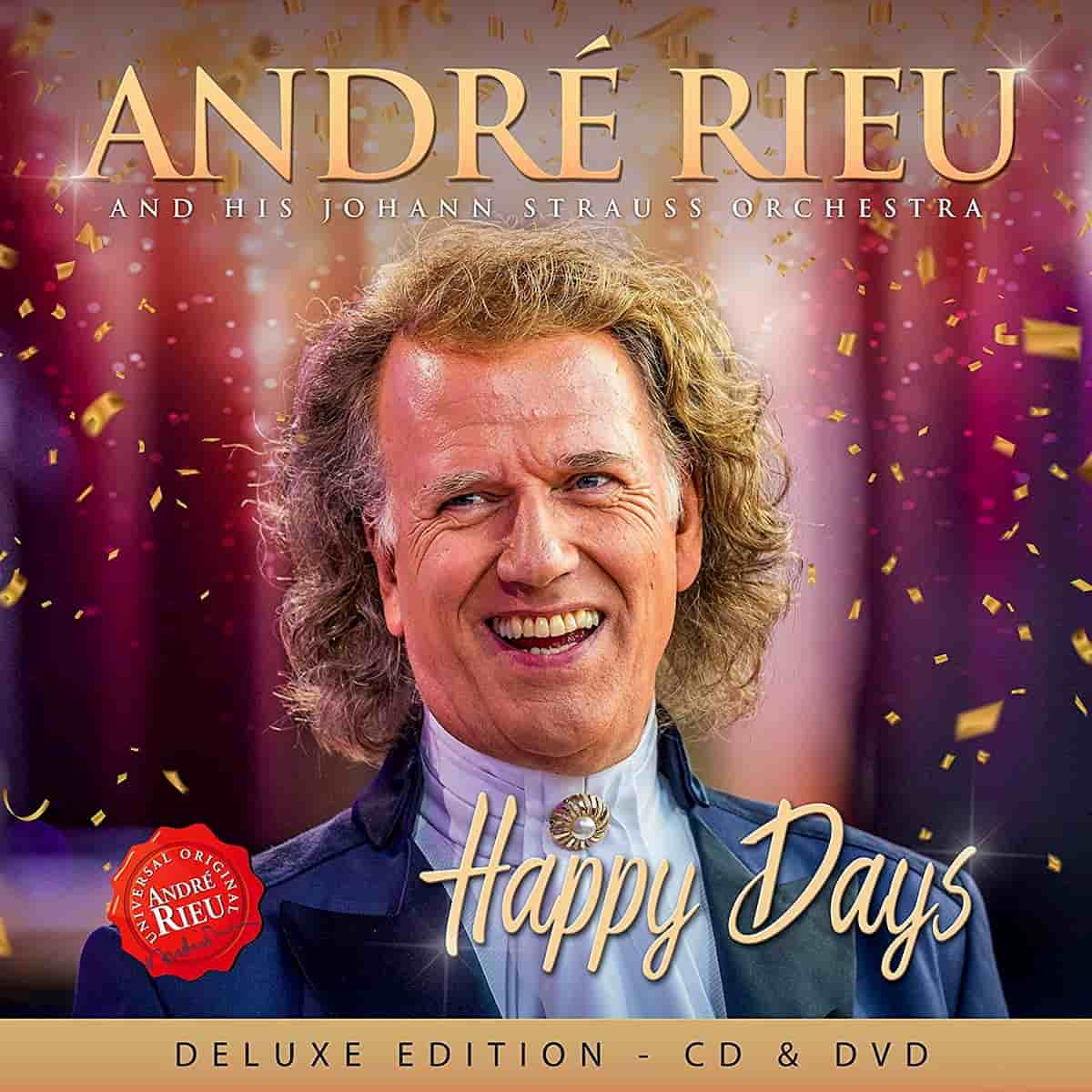 Andre Rieu - CD Happy Day 2019