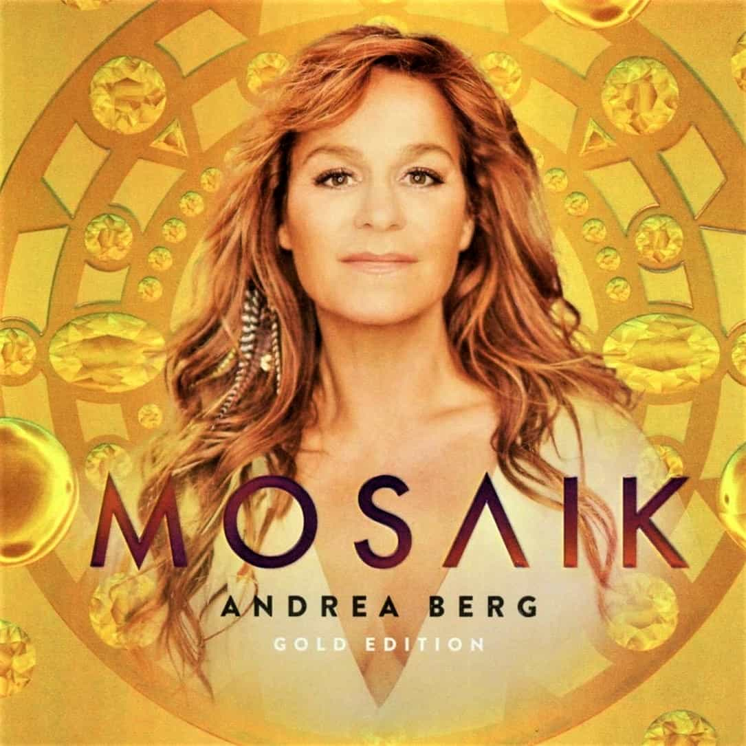 Andrea Berg - CD Mosaik 2019 - Gold Edition