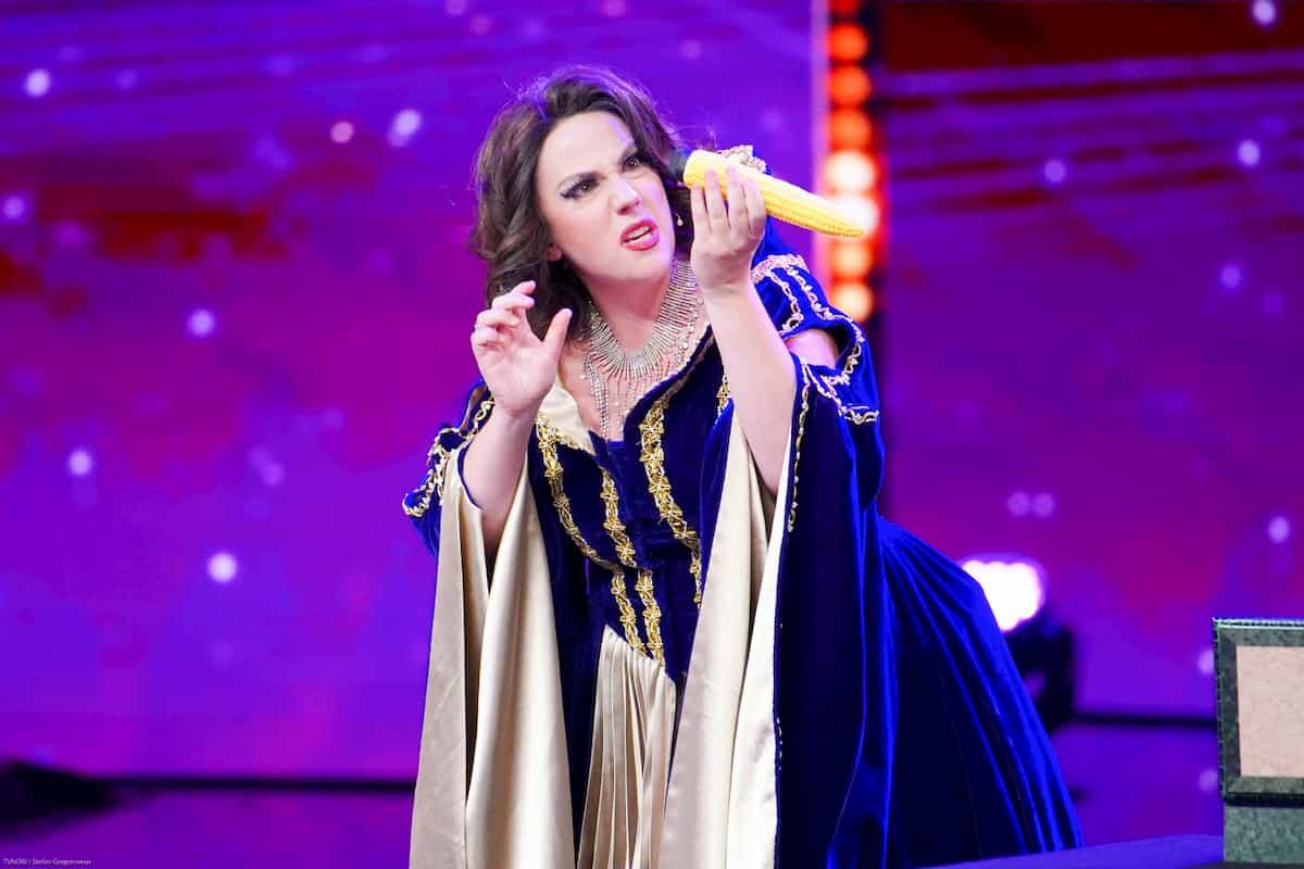 Carmen Mon Oxide beim Supertalent am 2.11.2019