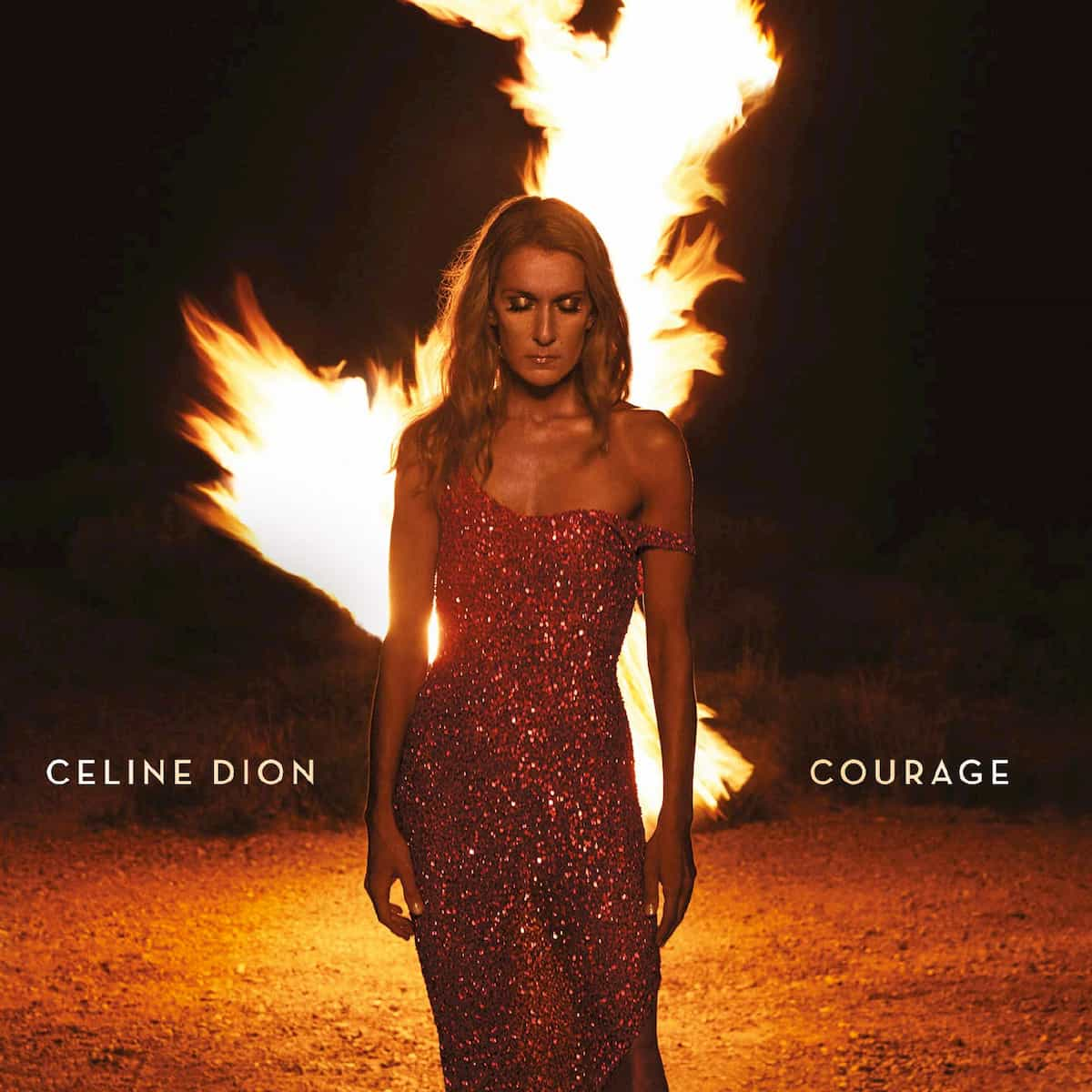 Celine Dion Neue CD Courage