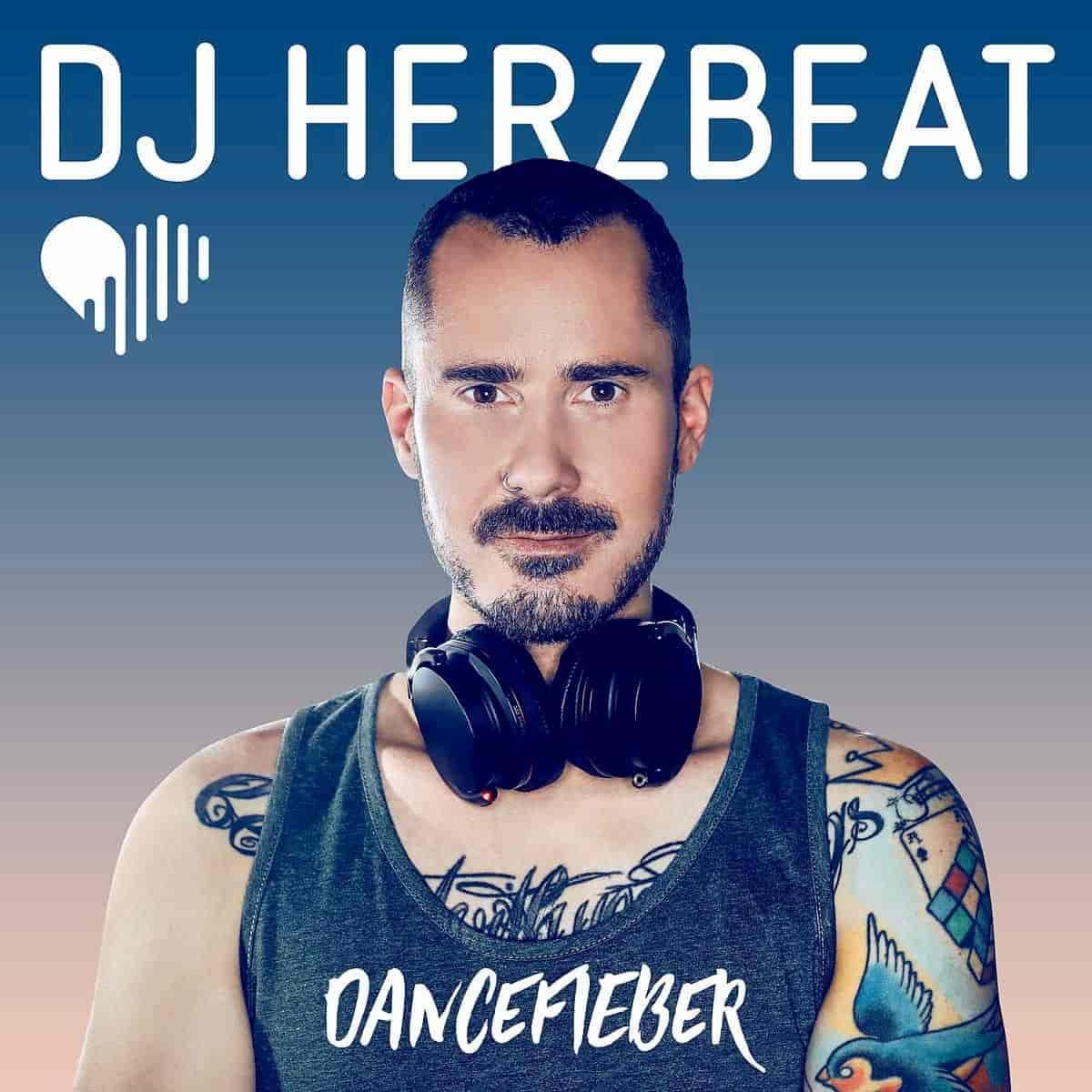 DJ Herzbeat - Schlager-CD Dancefieber