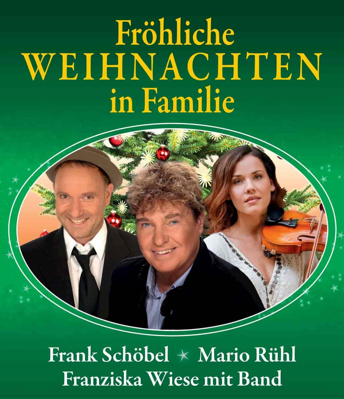 Frank Schöbel Weihnachten in Familie 2019