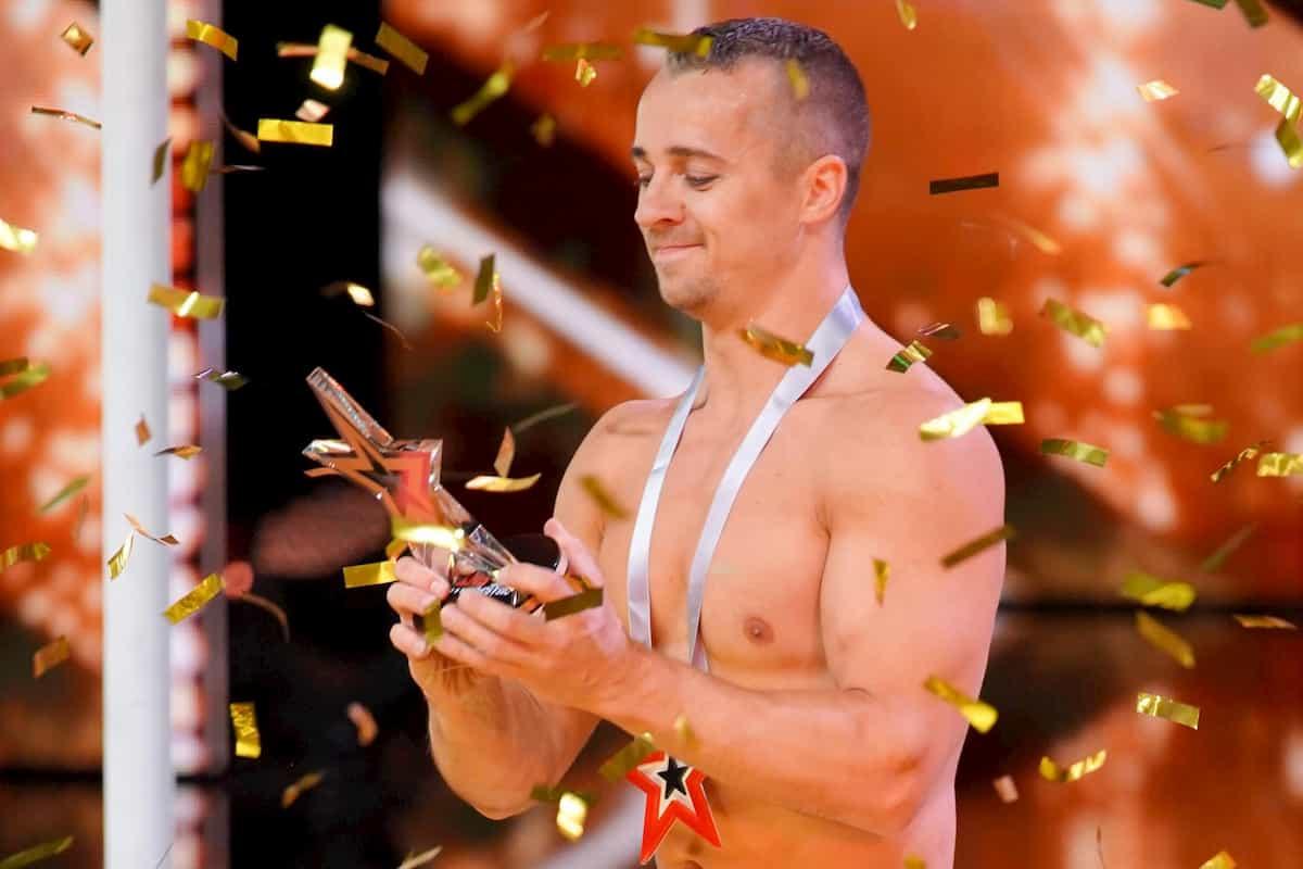 Goldener Buzzer für Dima Shine beim Supertalent am 30.11.2019