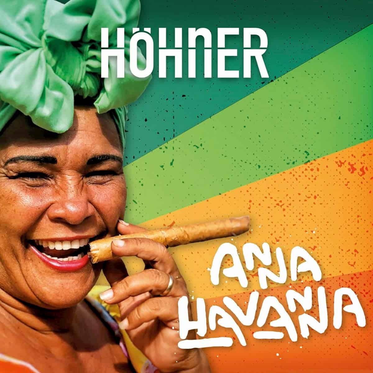 Karneval 2019-2020 Neue Karnevals-Lieder und Karneval-CDs der Session - hier Anna Havanna der Höhner