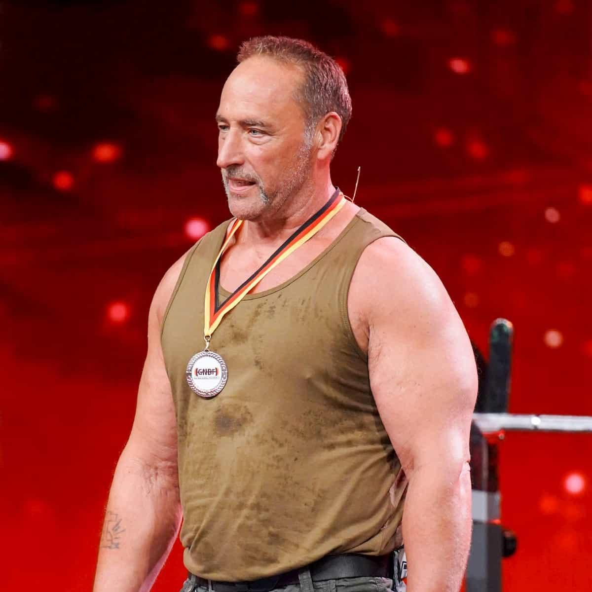 Klaus Timreck beim Supertalent am 30.11.2019