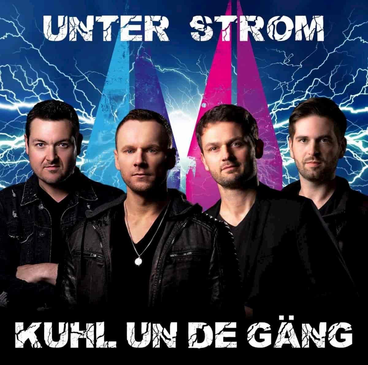 Kuhl un de Gäng - CD Unter Strom 2019