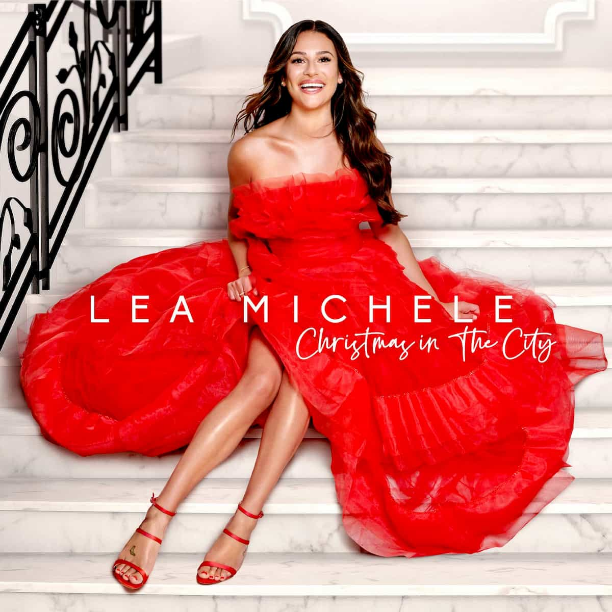 Lea Michele Christmas in The City - Weihnachts-CD 2019