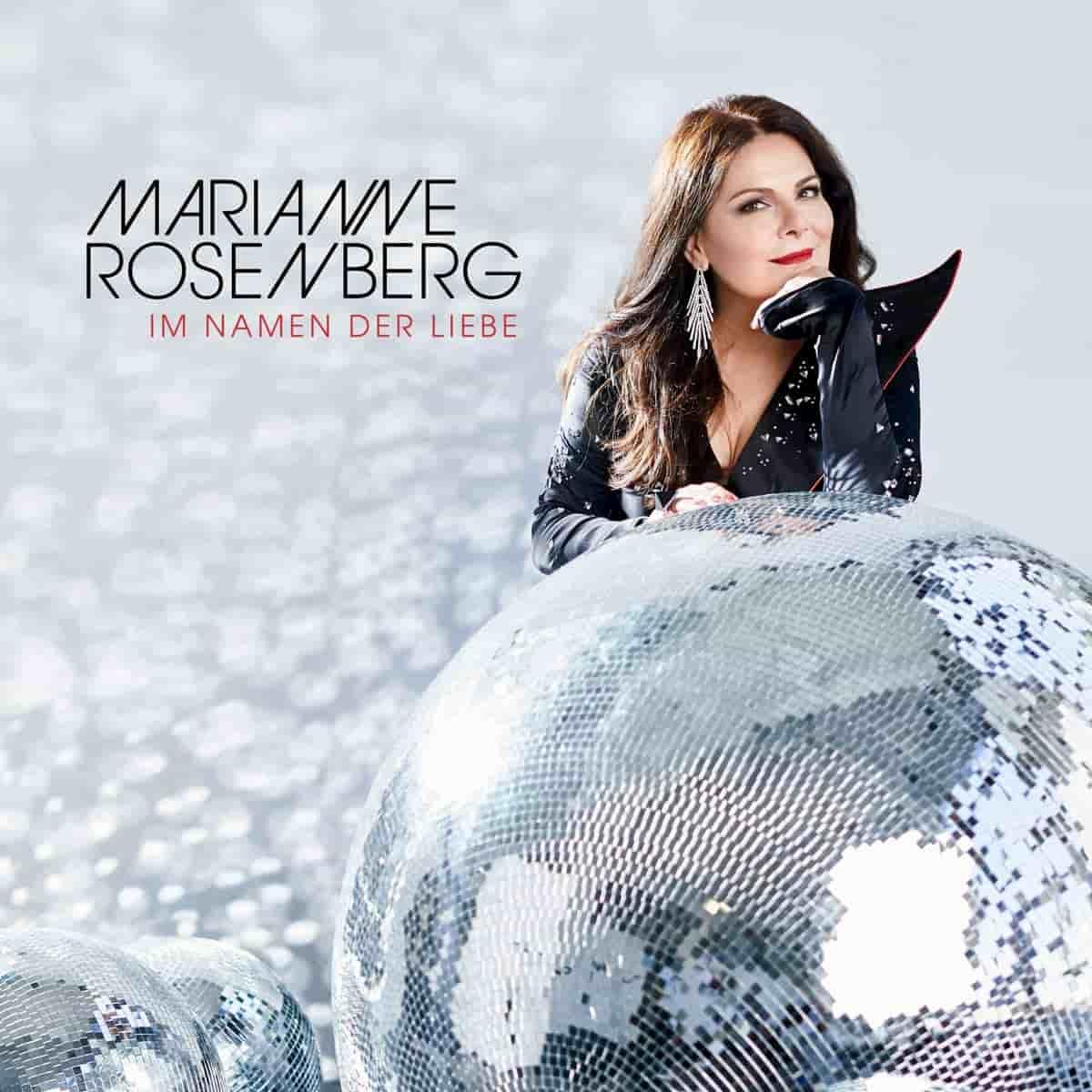 Marianne Rosenberg - CD Im Namen der Liebe 2020