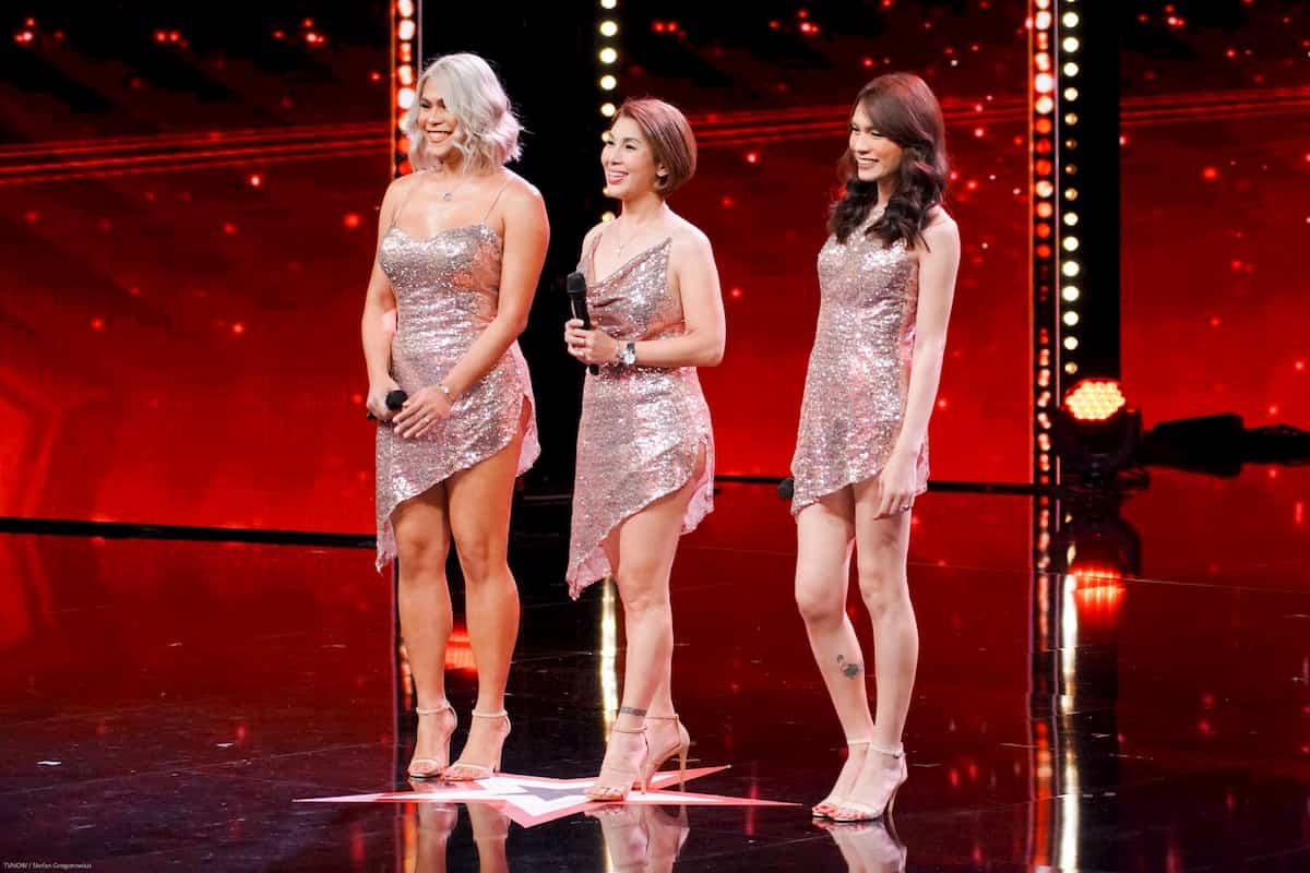 Miss Tres beim Supertalent am 9.11.2019