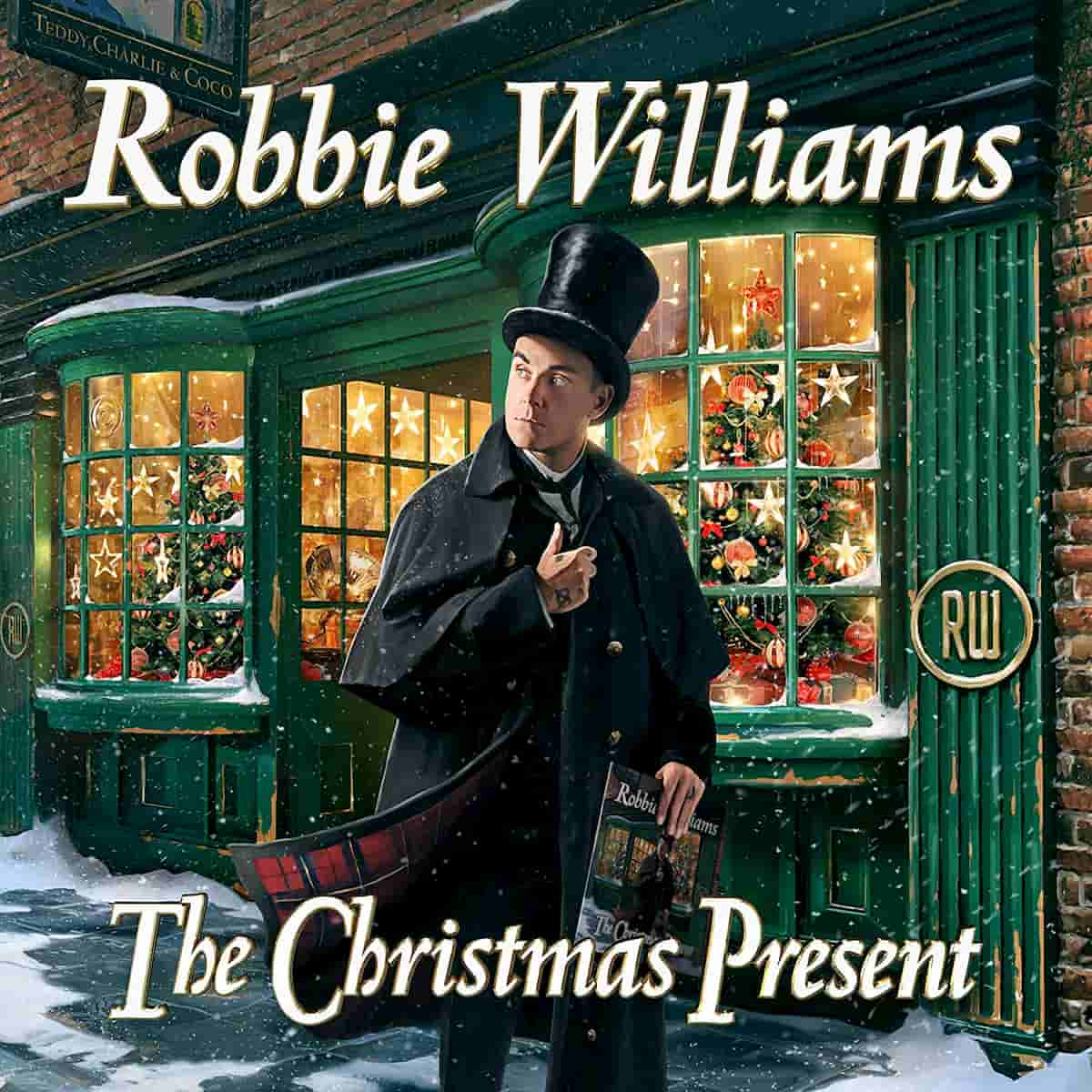 Robbie Williams Weihnachsts-CD The Christmas Present